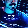 WTF Tony Stark 2017