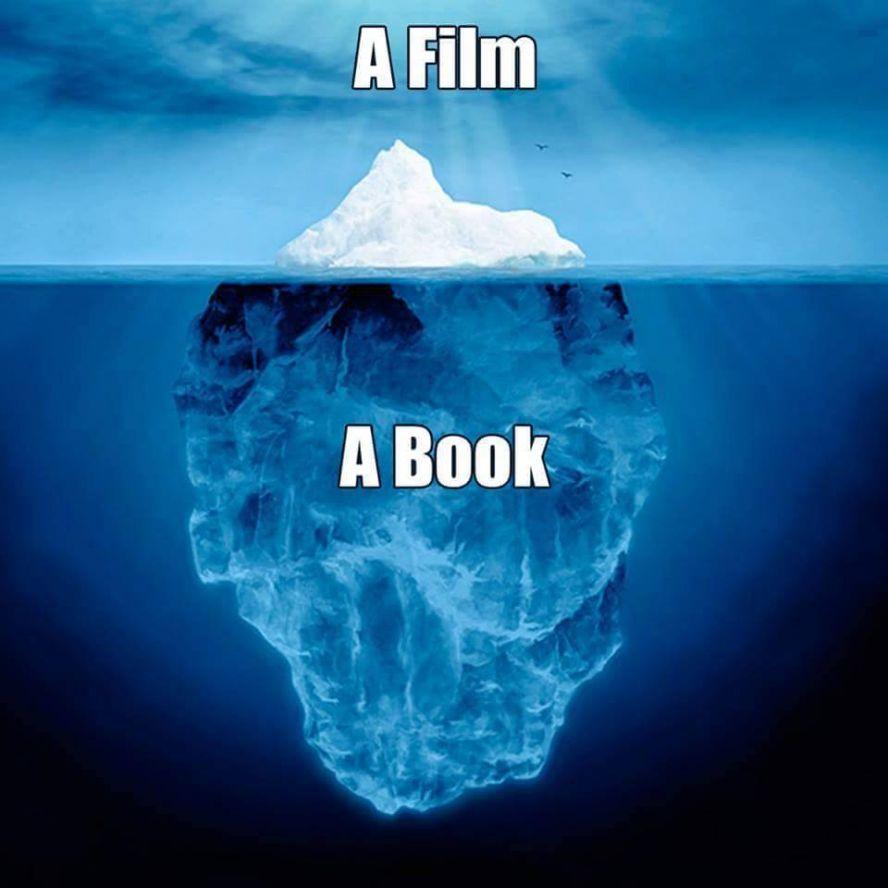 books versus films