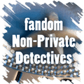 fandom Non-Private Detectives 2017