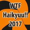 WTF Haikyuu!! 2017