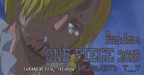 fandom One Piece 2018