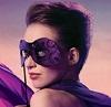 Бард в фиолетовой маске
