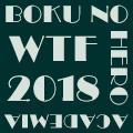 WTF Boku no Hero Academia 2018