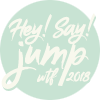 WTF Hey!Say!JUMP 2018