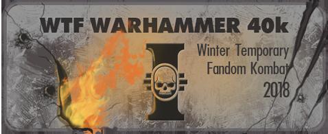 WTF Warhammer 40k 2018