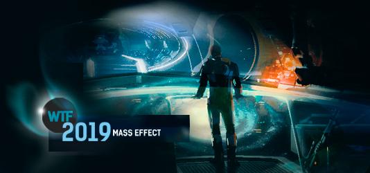 WTF Mass Effect 2019