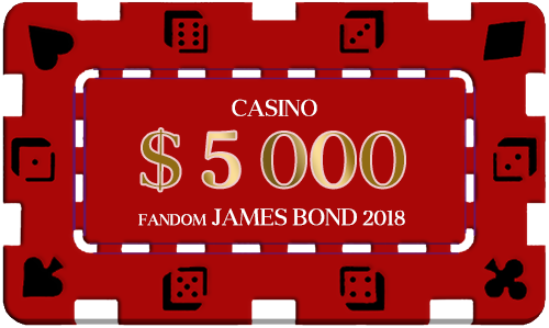 fandom James Bond 2018
