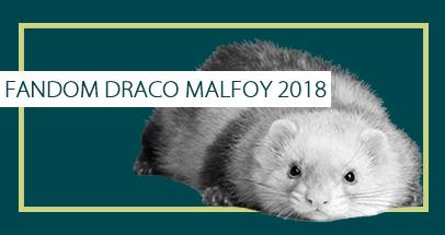 fandom Draco Malfoy 2018