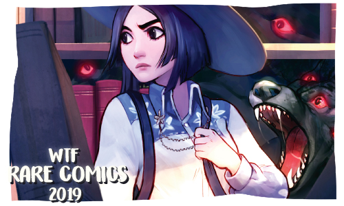 Rare Comics 2019