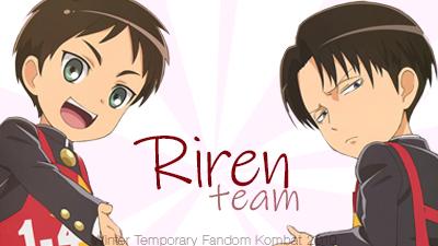 WTF Riren team 2019