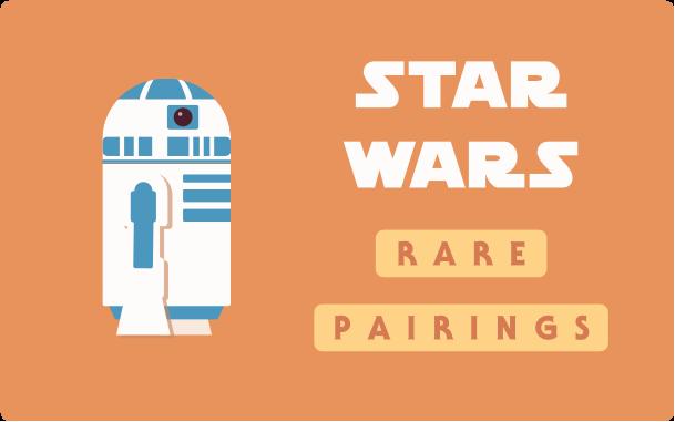 баннер fandom SW rare pairings 2019