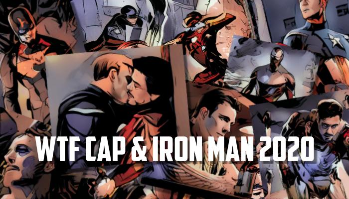 WTF Cap & Iron Man 2020
