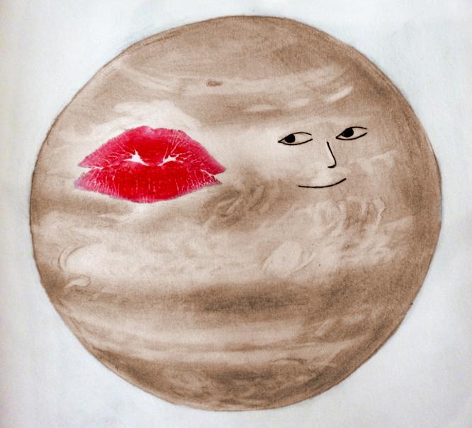 Юпитер, Красное пятно