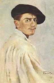 Автопортрет, 1893 г.