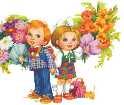 1 сентября - особенный день в году.  Взрослые, приведя своих драгоценных чад в школу, сами превращаются в детей...