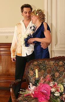 Свадьба михаила горшенева