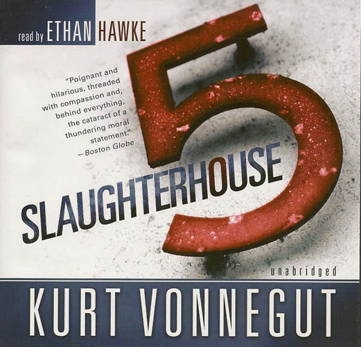 """the concept of death in billy pilgrim by kurt vonnegut Kurt vonnegut's slaughterhouse-five at forty: billy  now as america is immersed in its eleventh year of a two-front war on terror, the story of billy pilgrim, vonnegut's traumatized, time-travelling """"joe the plumber"""" everyman icon for the sixties,  the tralfamadorians provide billy with the concept of nonlinear time, which becomes the."""