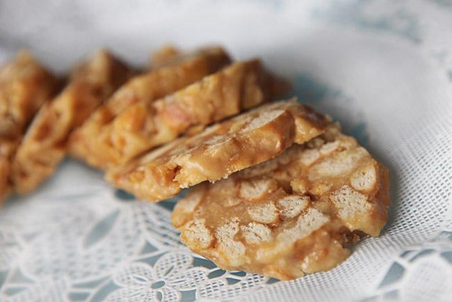 сливочная колбаска с печеньем со сгущенкой рецепт
