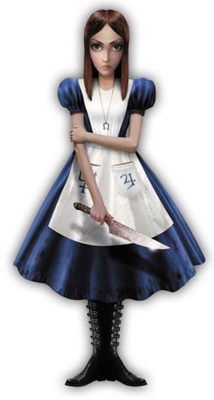 American McGee's Alice [8BiT | SoftClub] (RUS) [L]