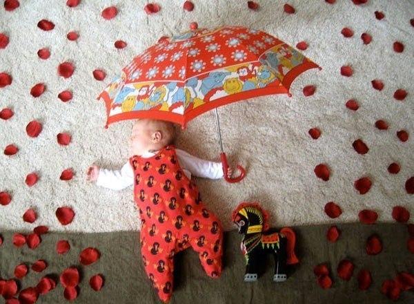Как сделать красивую фото детей