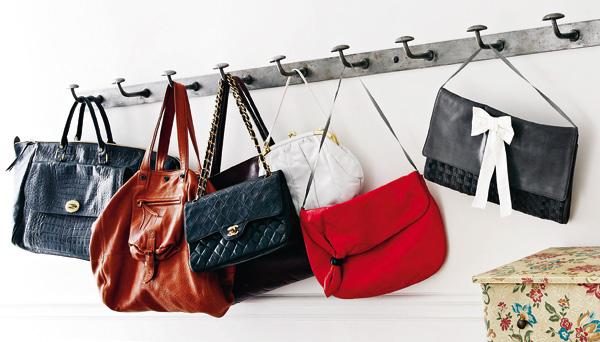 Несколько советов о том, как лучше всего сохранить форму сумочки