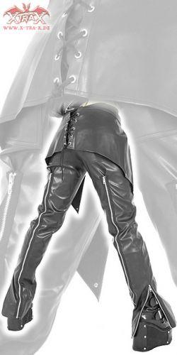 Брюки, верхняя мужская одежда, готический стиль.