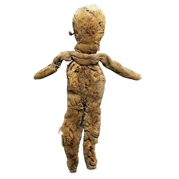 древняя Египетская кукла