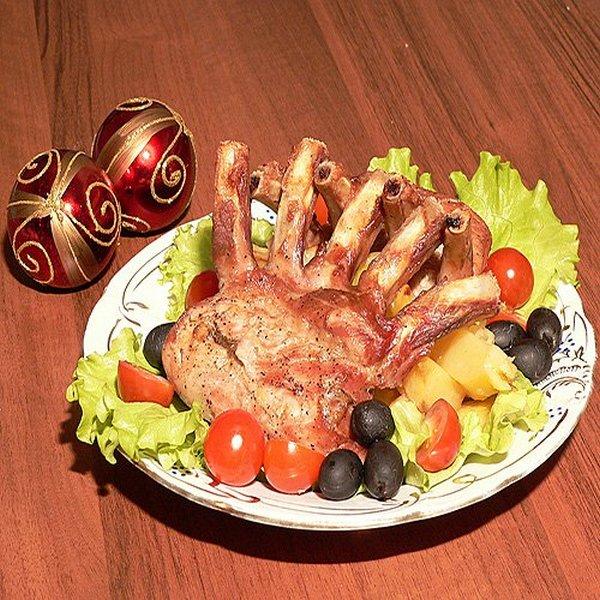 Новый год горячие мясные блюда