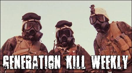 GK weekly: Обзоры фандома Generation Kill