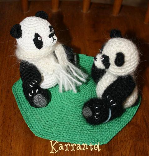 панда из бисера - Бисероплетение для Всех!