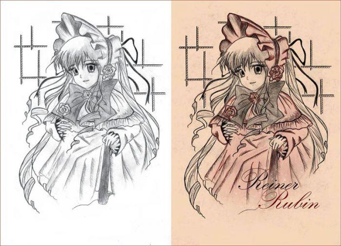 инцест рисунки карандашом: