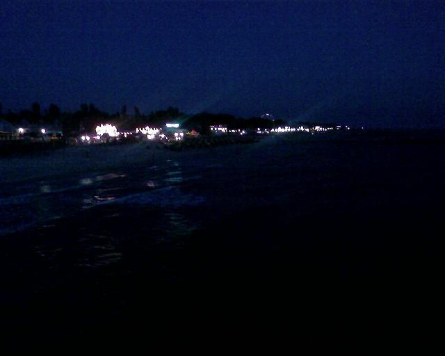 ночной Железный порт