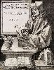 Портрет Эразма Ротердамского. 1526. Альбрехт Дю...