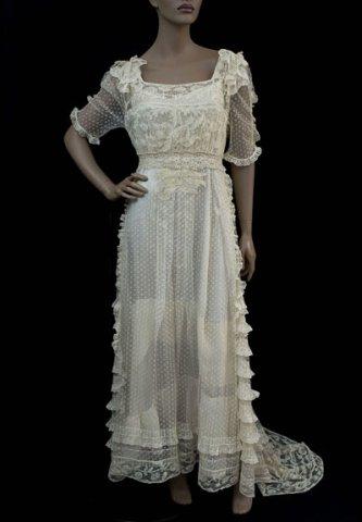 Как сшить платье 18 века.