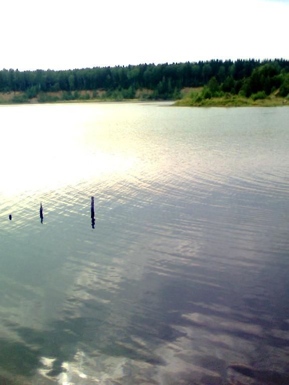 рыбалка в районе дровнино