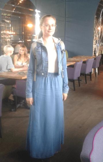 100 дней в юбках
