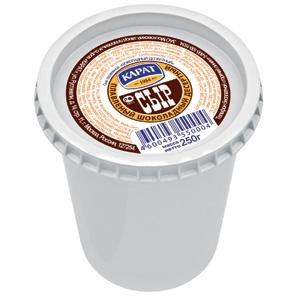 как сделать плавленный шоколадный сыр Marmot