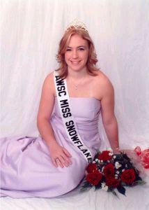 Miss Snowflake 2005