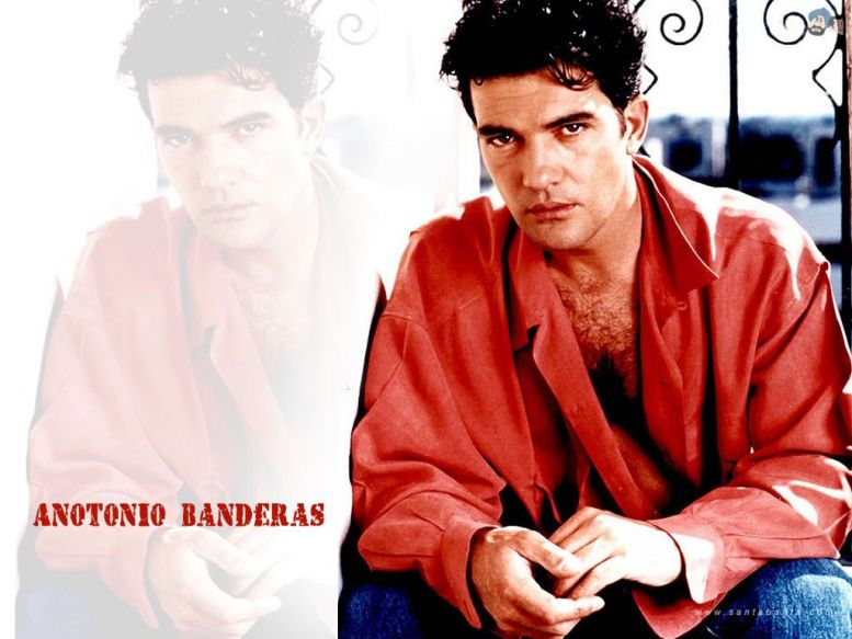 Antonio banderas young