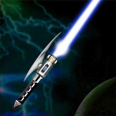 Световой меч своими руками фото