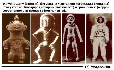 древние космонавты