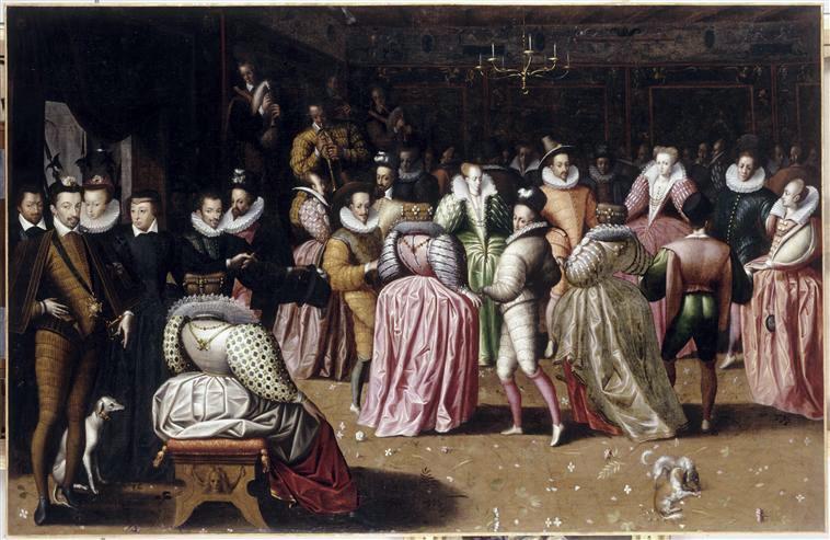 Порно секс в средние века придворные дамы рабыни