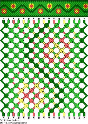 фенечки из бисера схемы - Схемы.