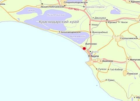 этот карта автодороги новороссийск витязево аэропорт есть мужчина может