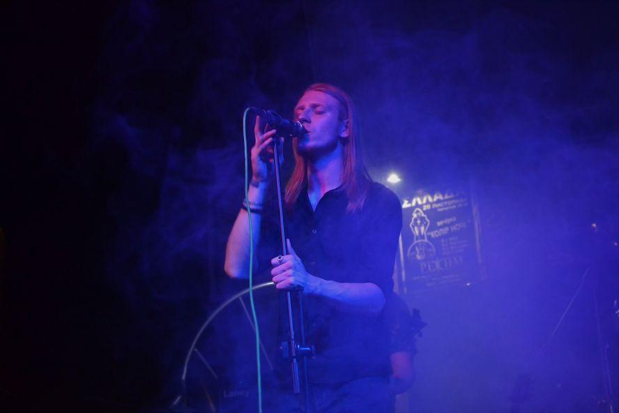 Лёша, вокалист