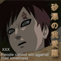Gaara of the Sand