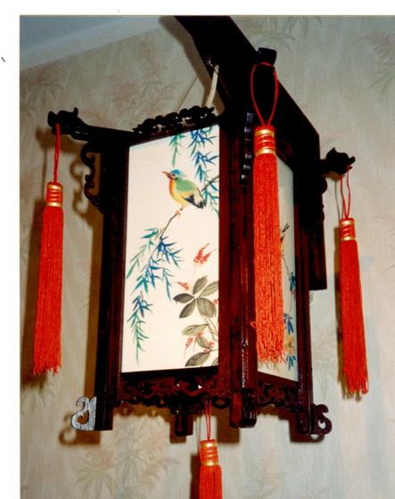Как сделать китайский фонарик своими руками фото
