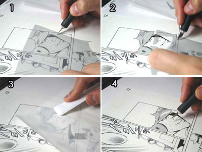 Как рисовать мангу:: 03