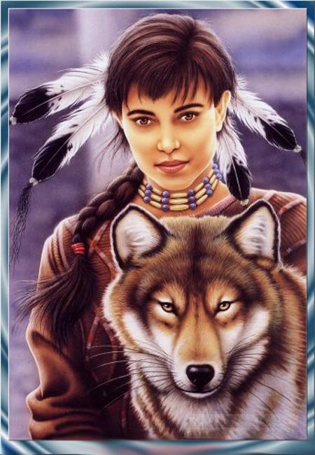 Всегда побеждает тот волк которого ты