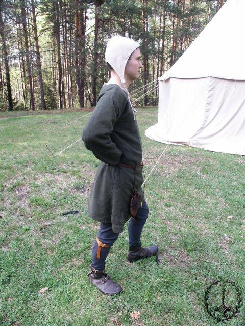 Женская Мода - выкройки средневековых.